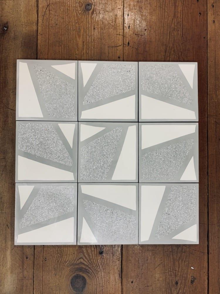 Architerra Signature Cement Spark pattern